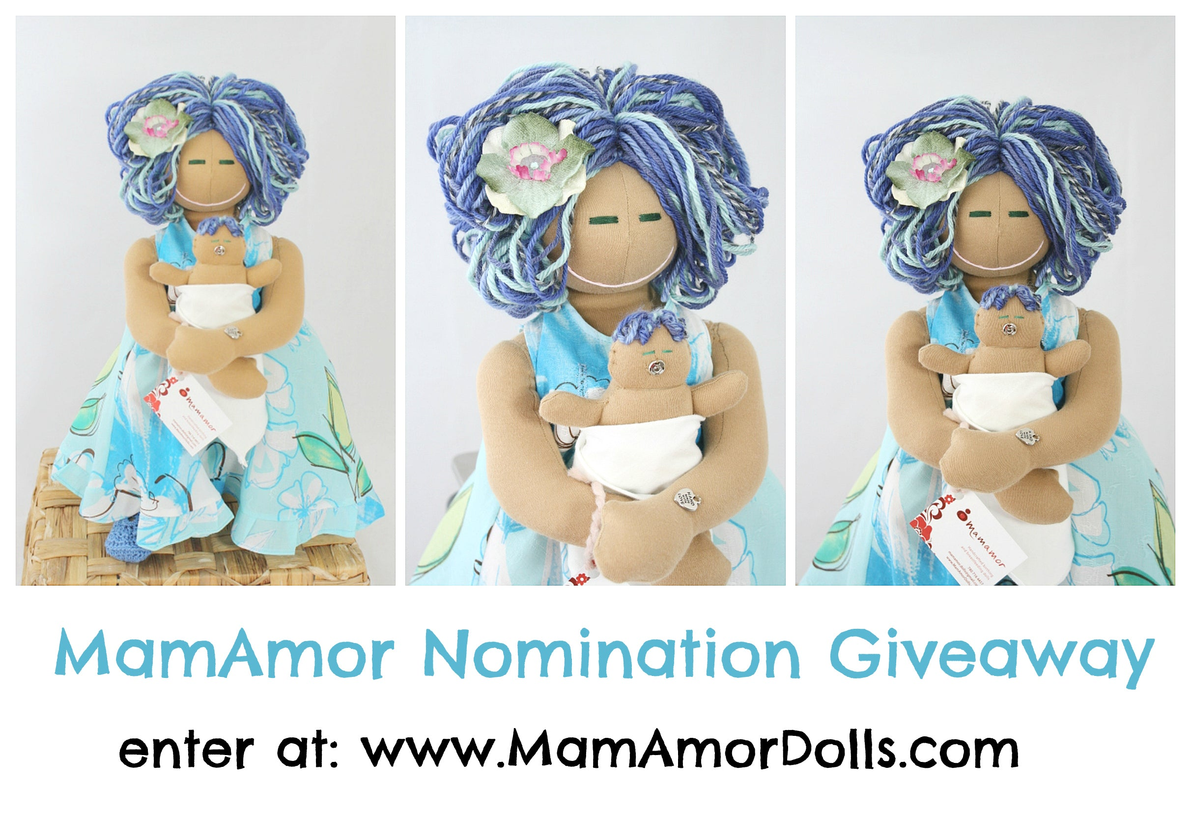 giveaway 5 nominations