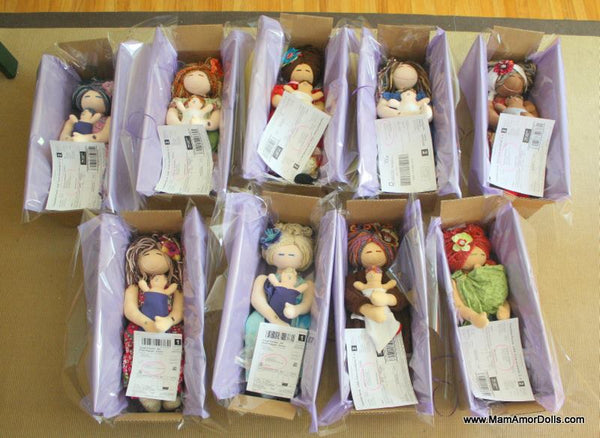 shipping dolls mamamor