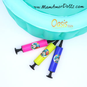 Air Pump for the Oasis Elite Doll Birth Pool