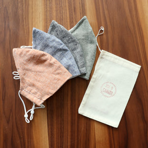 MamAmor Hemp/Organic Cotton Face Mask