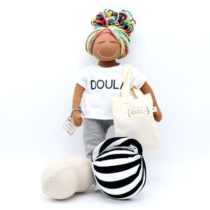 Doula Doll + Accessories (Option 4)