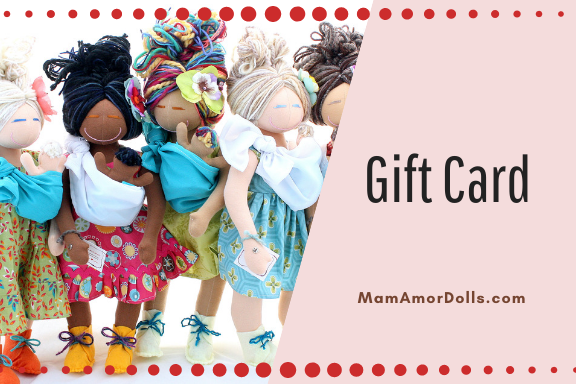 MamAmor Dolls Gift Cards