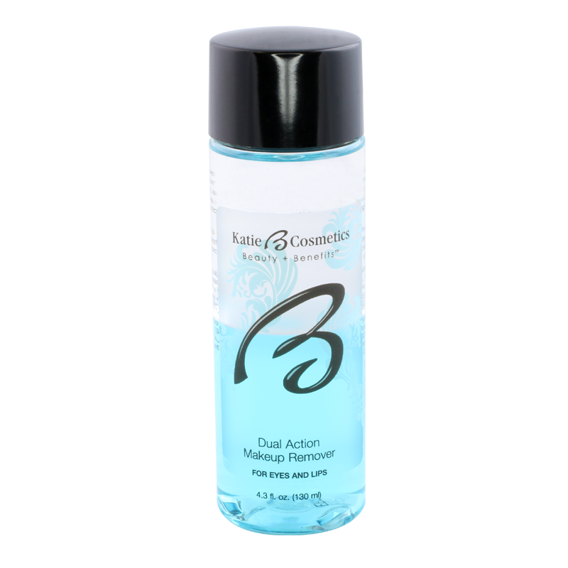 Dual-Action Makeup Remover