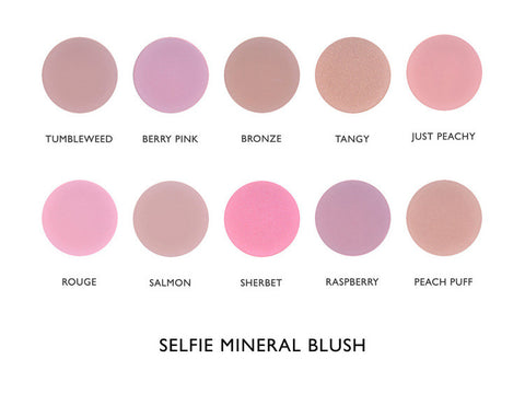 Limited Edition Mineral Blush
