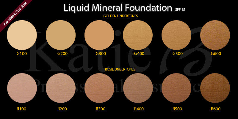 Mineral Magic Liquid Foundation