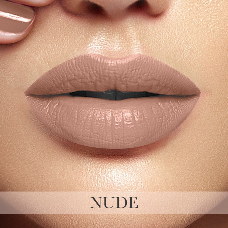 Birthday Suit Matte Nude Set
