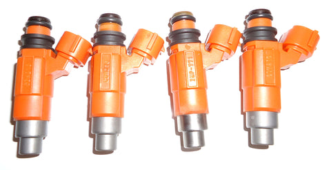 Remanufactured Fuel Injector Suzuki # 15710-65D00    Set of 4 Injectors