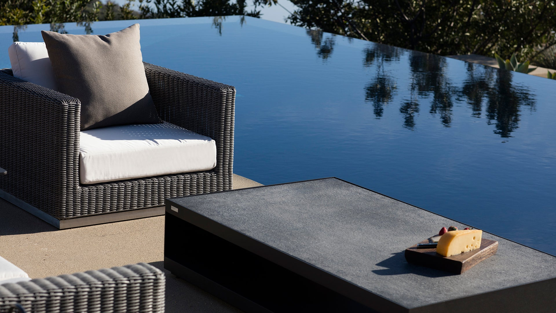 Online Outdoor Furniture, Patio, Weave, Teak, Firetables - LA, NY ... - Camp Cove Collection