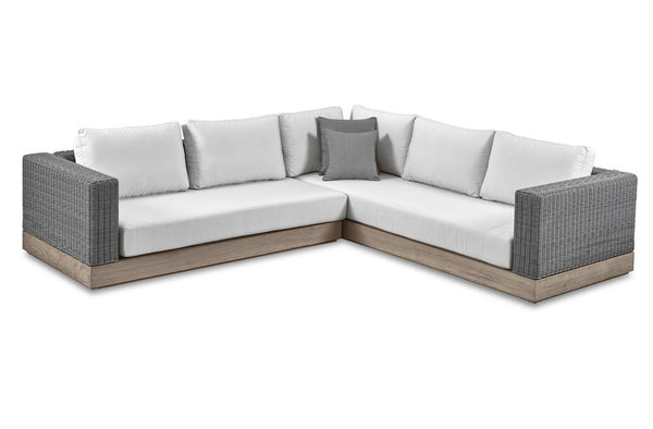 Malabar 2 Seat Sofa Left Harbour Outdoor