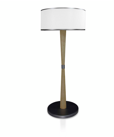 Harbour Lighting Hourglass Floor Lamp