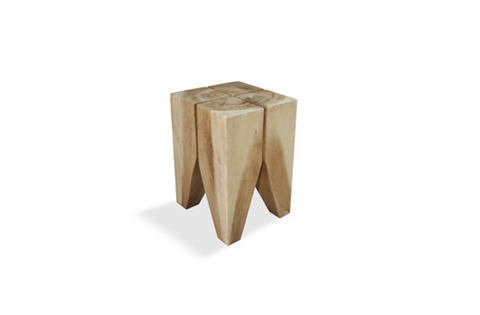 Pure Side Table Triangle $750