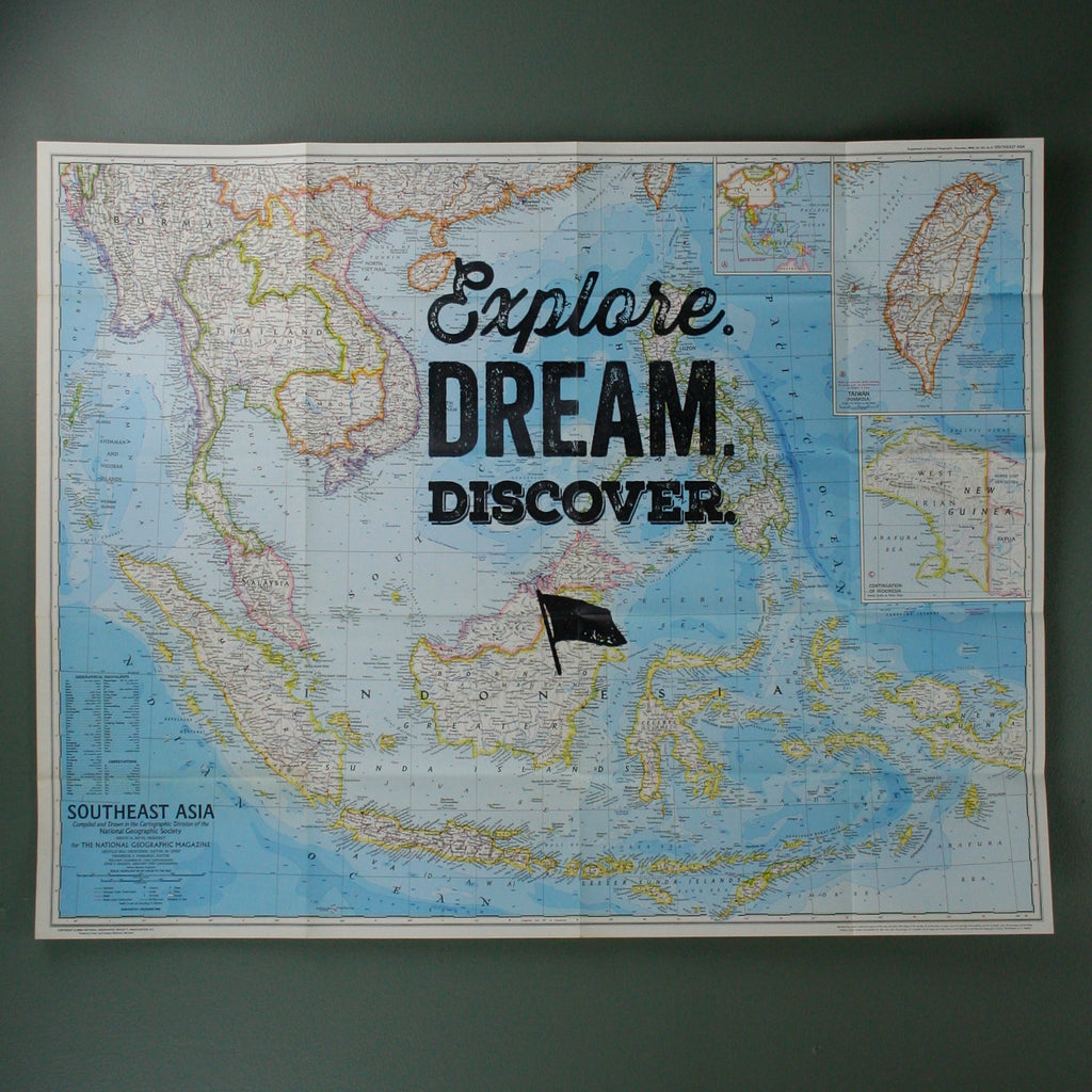 Explore The World Quotes Southeast Asia  Exploredreamdiscovertravel Quote  The
