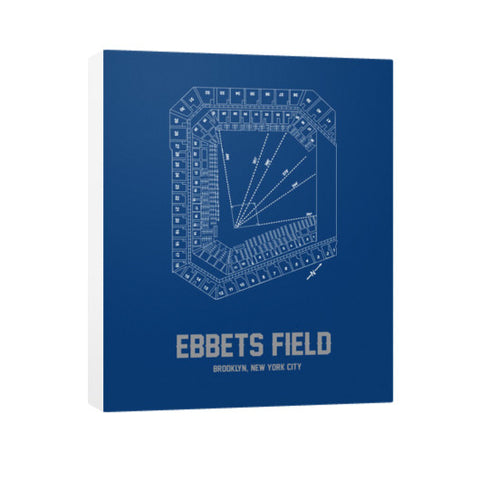 Ebetts Field Canvas