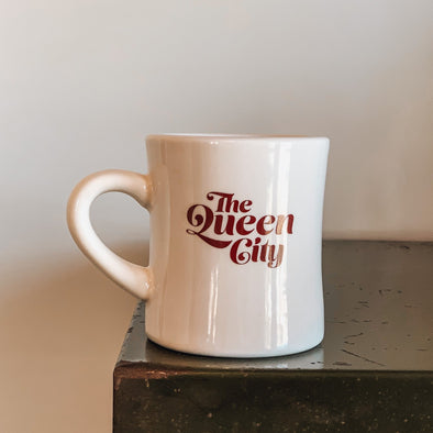 The Queen City Diner Mug