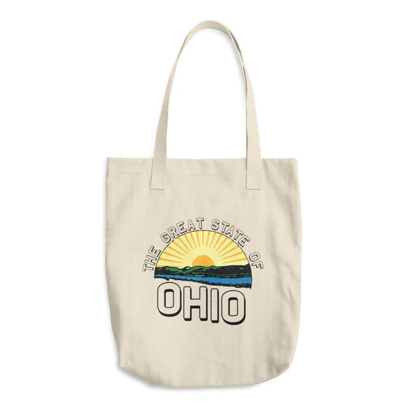 The Rivertown Inkery Bag Great State of Ohio Tote Bag