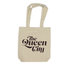 The Rivertown Inkery Bag Queen City Canvas Tote Bag