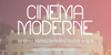 The Rivertown Inkery Font Cinema Moderne Font