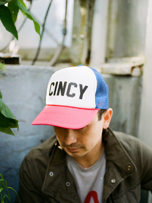 The Rivertown Inkery Hat Snapback Cincy Hat