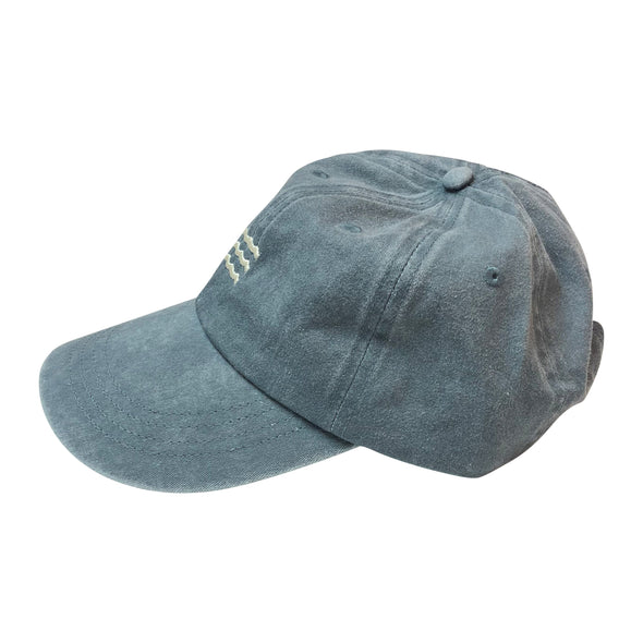 The Rivertown Inkery Hat Waves Cap