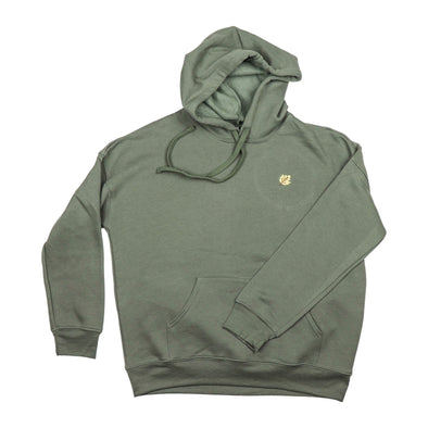 The Rivertown Inkery LLC Sweatshirt Fall Leaf Hoodie