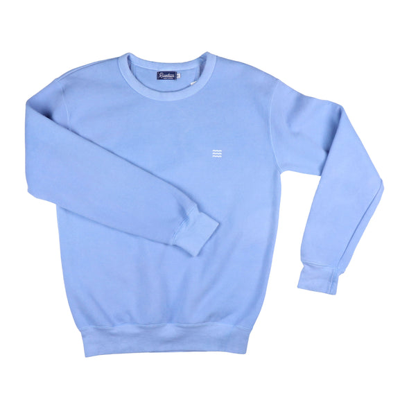 The Rivertown Inkery Sweatshirt Hand-Dyed Waves Crewneck
