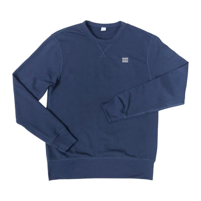 The Rivertown Inkery Sweatshirt Waves Crewneck