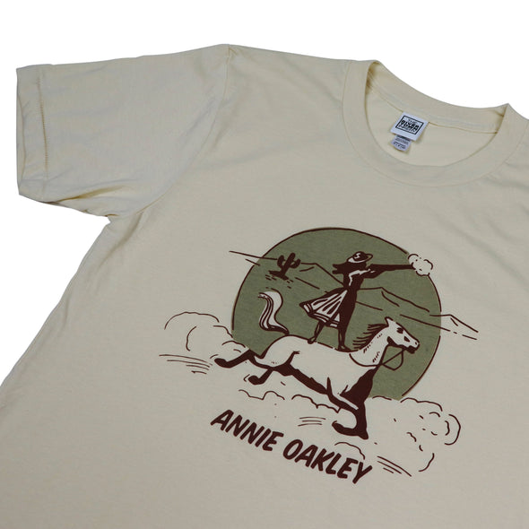 The Rivertown Inkery T-Shirt Annie Oakley Tee