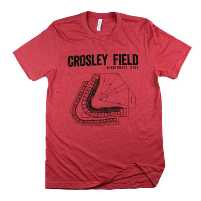 The Rivertown Inkery T-Shirt Crosley Field Tee