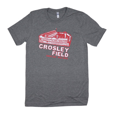 The Rivertown Inkery T-Shirt Crosley Field Tribute Tee