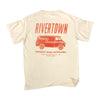 The Rivertown Inkery T-Shirt Delivery Van Pocket Tee