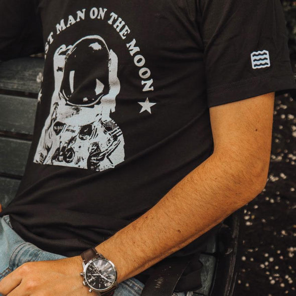The Rivertown Inkery T-Shirt First Man Tee