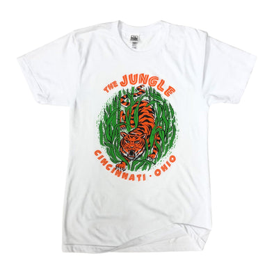 The Rivertown Inkery T-Shirt Jungle Tee