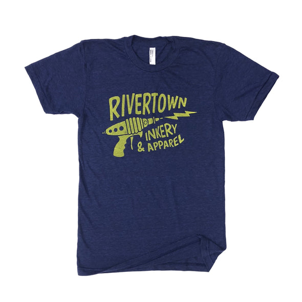 The Rivertown Inkery T-Shirt Rivertown Zapper Tee