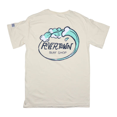 The Rivertown Inkery T-Shirt Surf Shop Tee