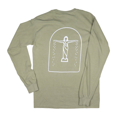 "The Rivertown Inkery T-Shirt ""The Lady"" Long Sleeve Tee"
