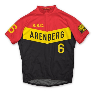 Maillot Twin Six Speedy Arenberg 2015