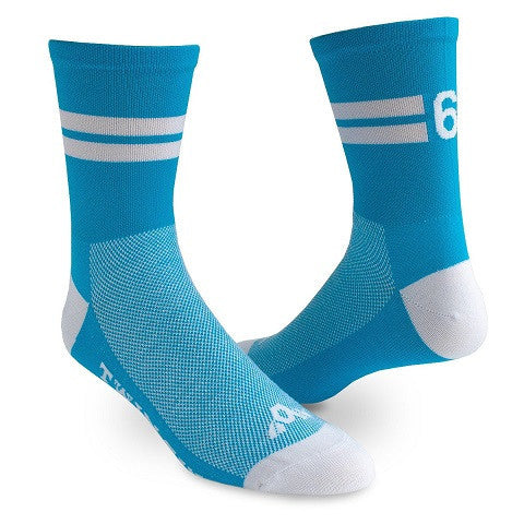 Twin Six Calcetines Forever Forward (Blue)