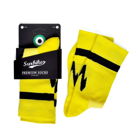 "Surbikes Premium Socks ""Maté Limited Edition"""
