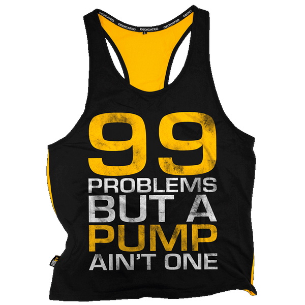 Dedicated Stringer (Yellow Back) 99 Problems Front