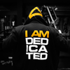 Dedicated Tracksuit Hoodie I Am Dedicated model