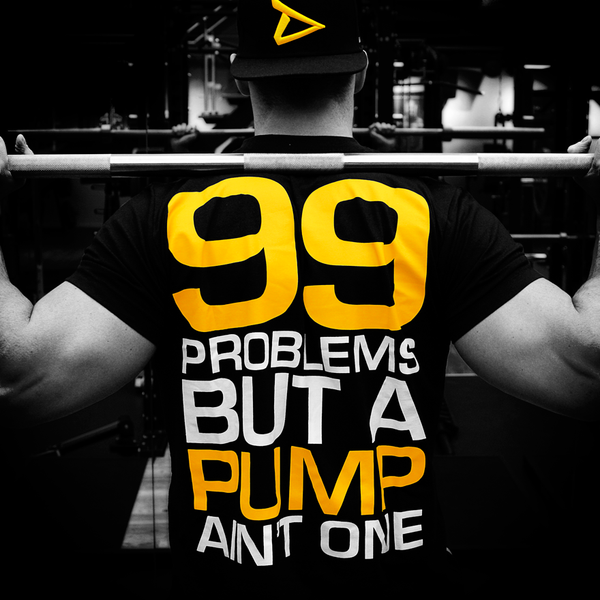 Dedicated 99 Problems T-Shirt