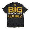 Dedicated T-Shirt Big F#cking Gainz back