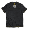 Dedicated T-Shirt Black D Logo Back