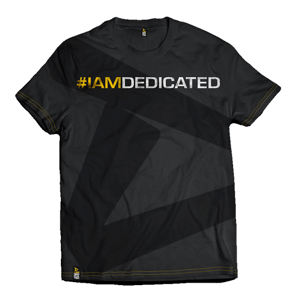 Dedicated T-Shirt Black D Logo Front