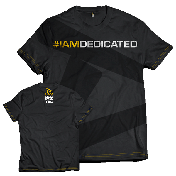 Dedicated T-Shirt Black D Logo