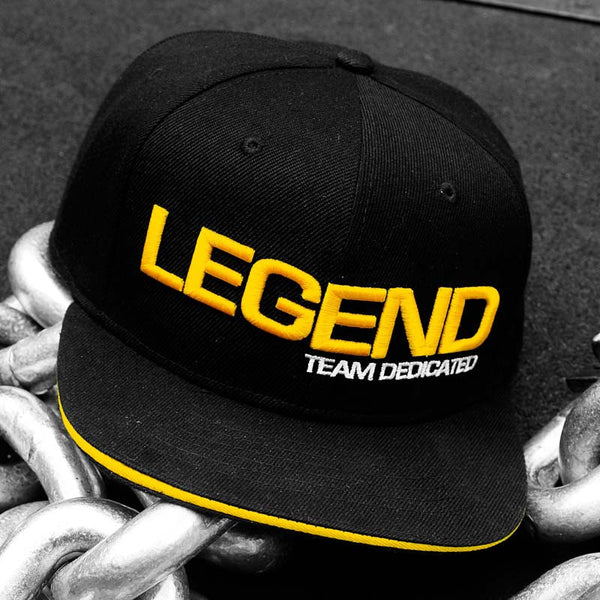 Snapback Hat - Legend