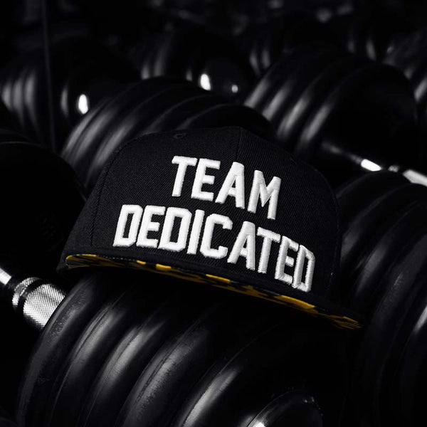 Snapback Hat - Team Dedicated