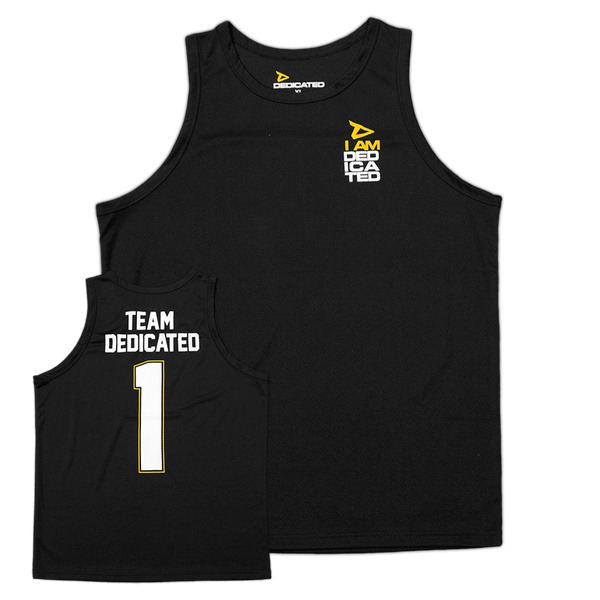 Team Dedicated Basketball Shirt