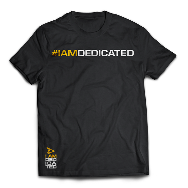 Dedicated Shirt Get Shit Done front