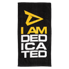 I Am Dedicated Towel